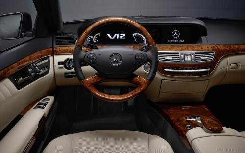 small resolution of 2010 mercedes benz s class interior