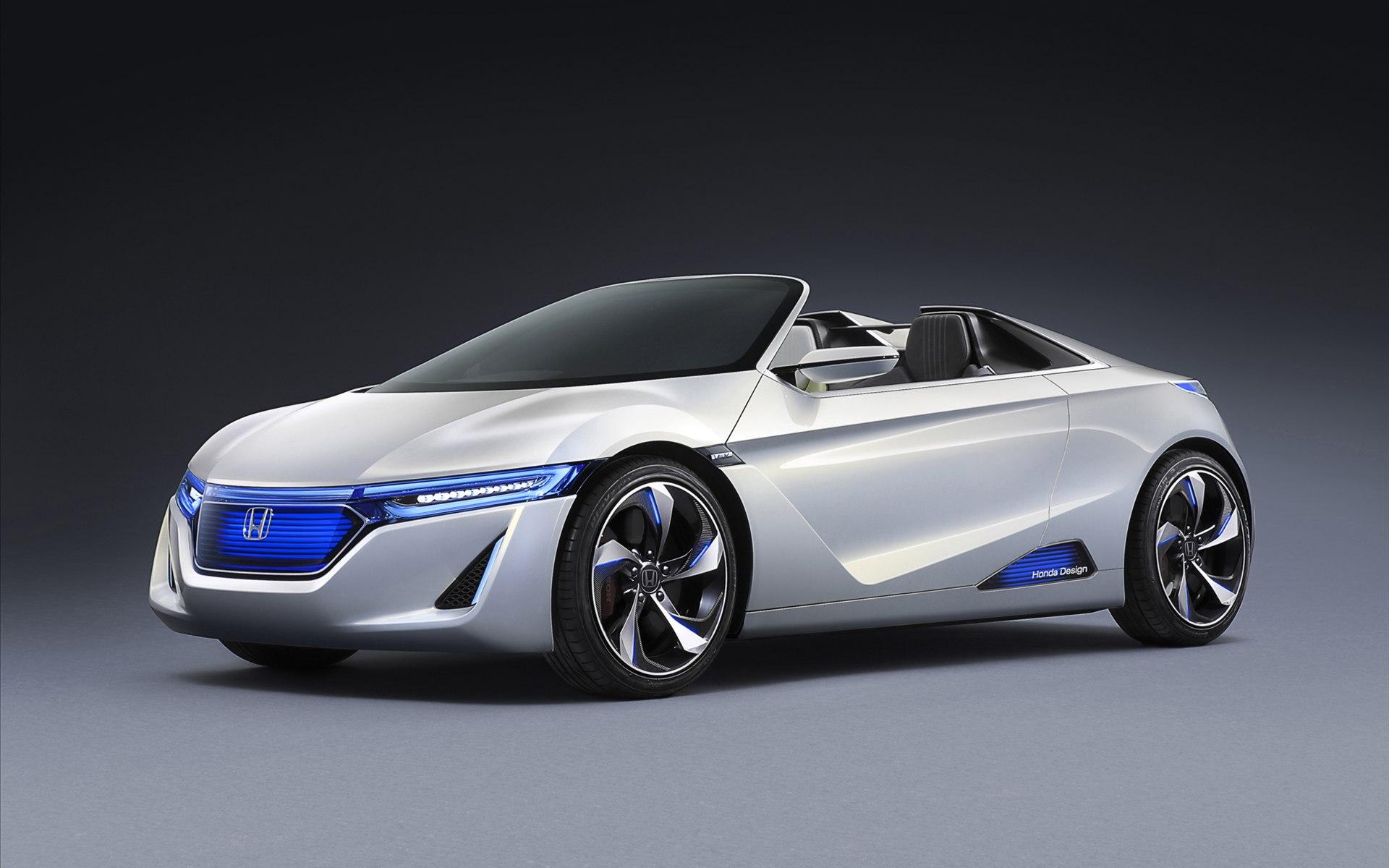 2011 Honda Ev Ster Concept Wallpaper Hd Car Wallpapers Id 2328