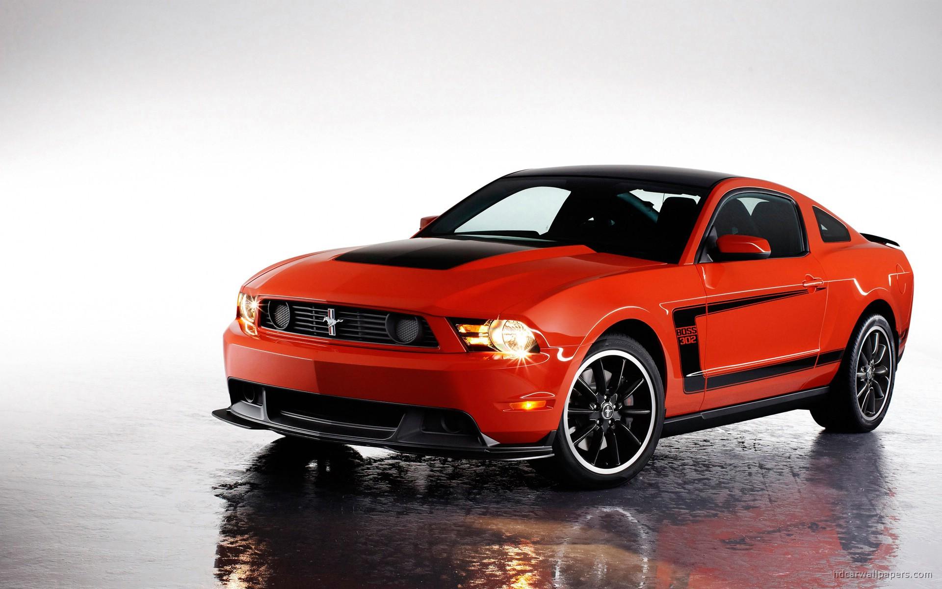 2012 Ford Mustang Boss 3 Wallpaper Hd Car Wallpapers Id 1870