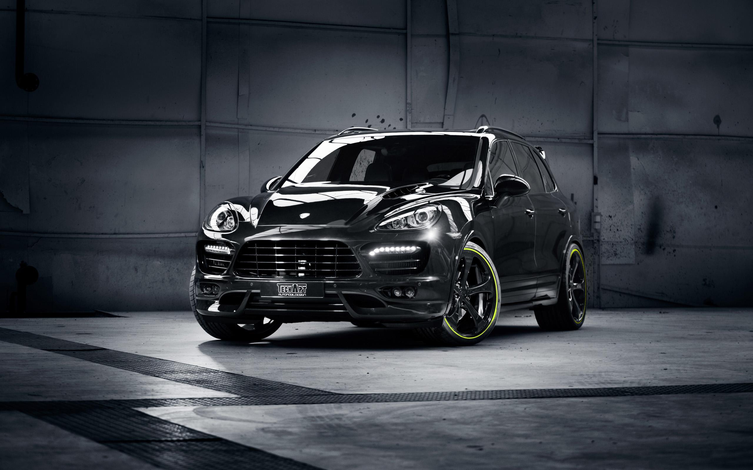 2013 Techart Porsche Cayenne S Diesel Wallpaper Hd Car Wallpapers