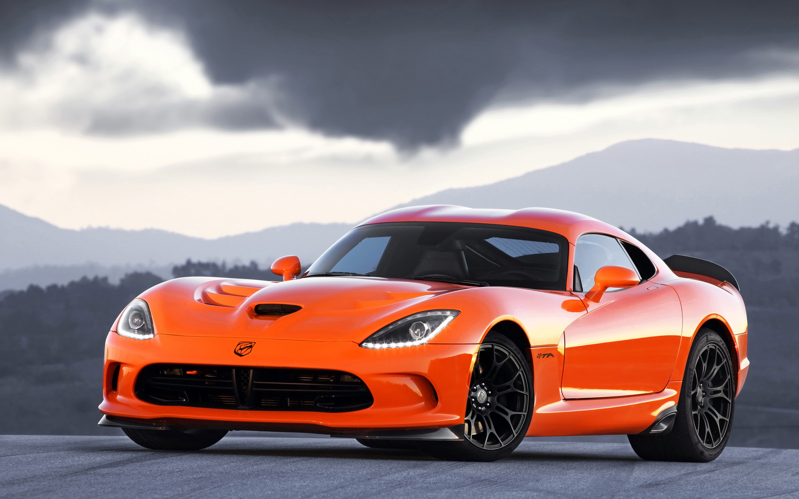 2014 Dodge Srt Viper Ta Wallpaper Hd Car Wallpapers Id 3321
