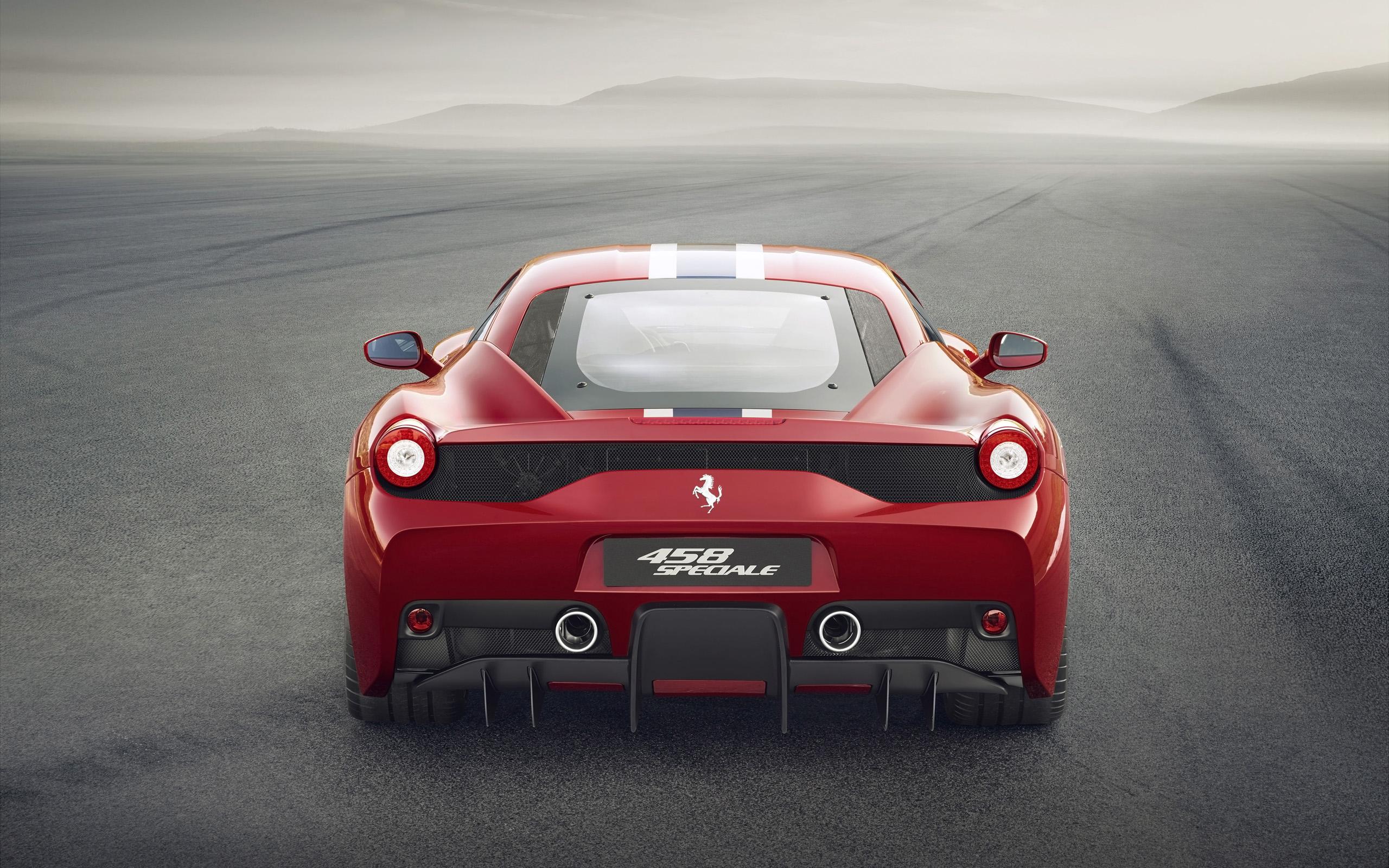 2014 Ferrari 458 Speciale 2 Wallpaper Hd Car Wallpapers Id 3641