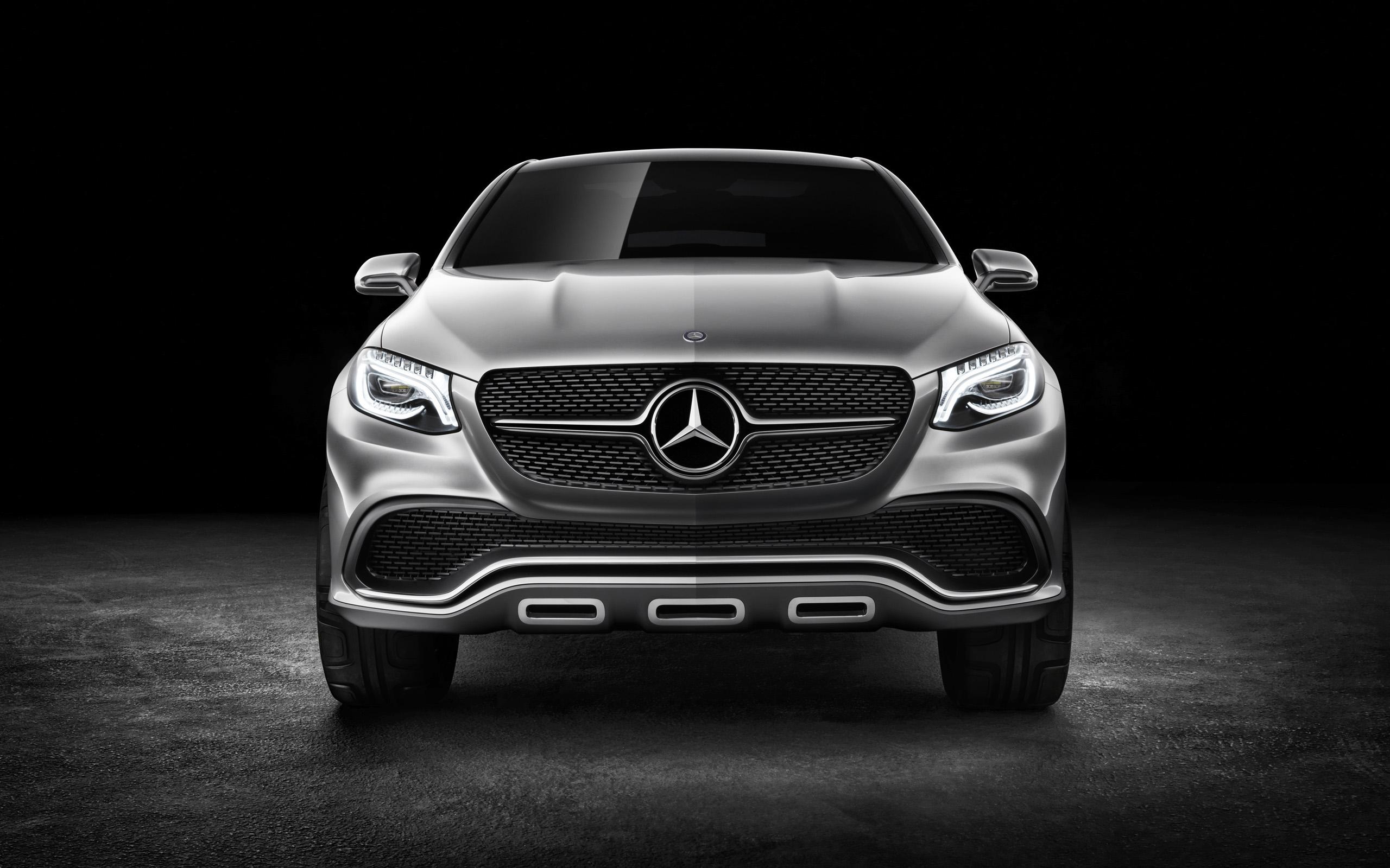 Bmw X6 Wallpaper Iphone 2014 Mercedes Benz Concept Coupe Suv 8 Wallpaper Hd Car