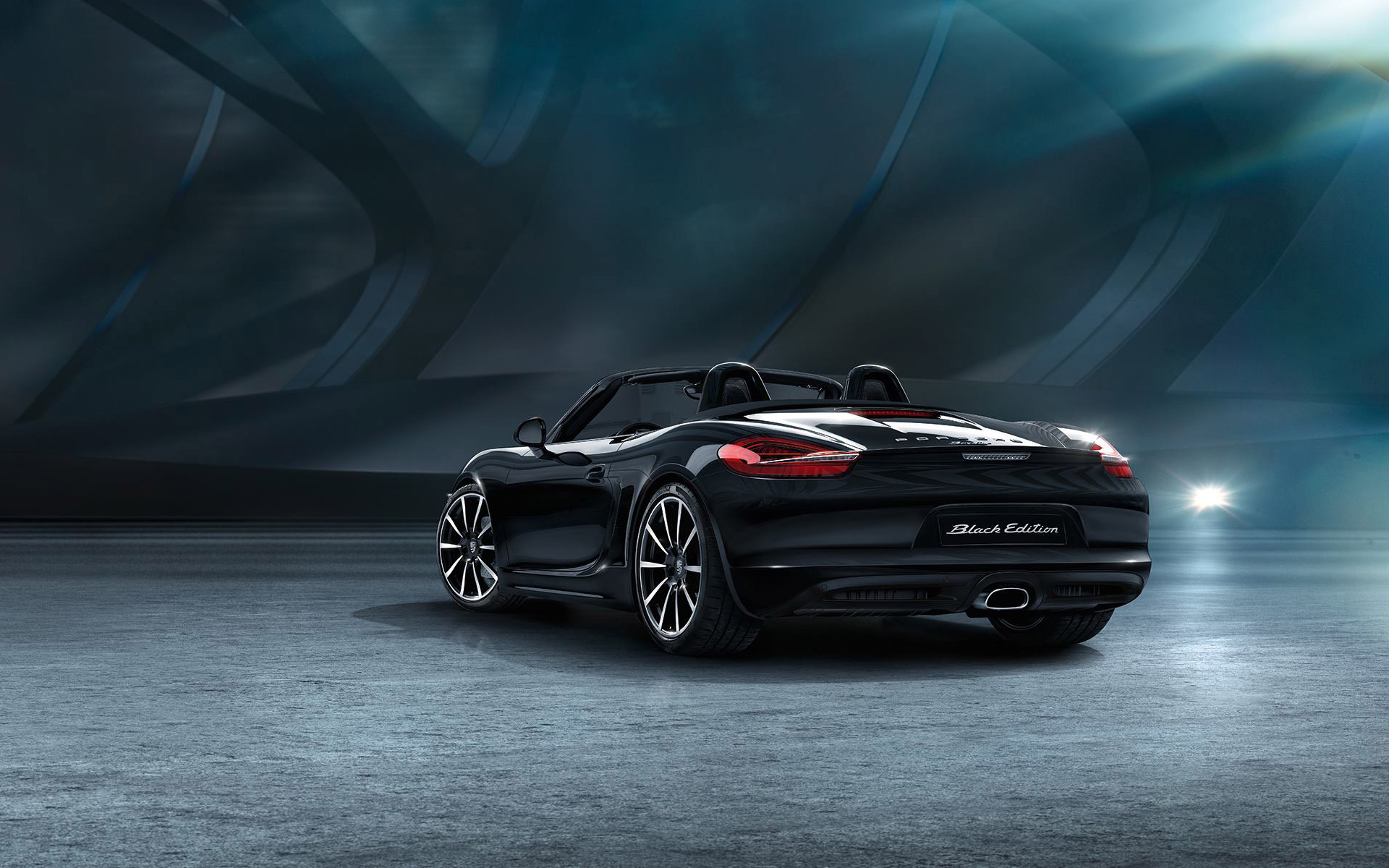 Hummer Car Wallpapers Black 2015 Porsche Boxster Black Edition 2 Wallpaper Hd Car