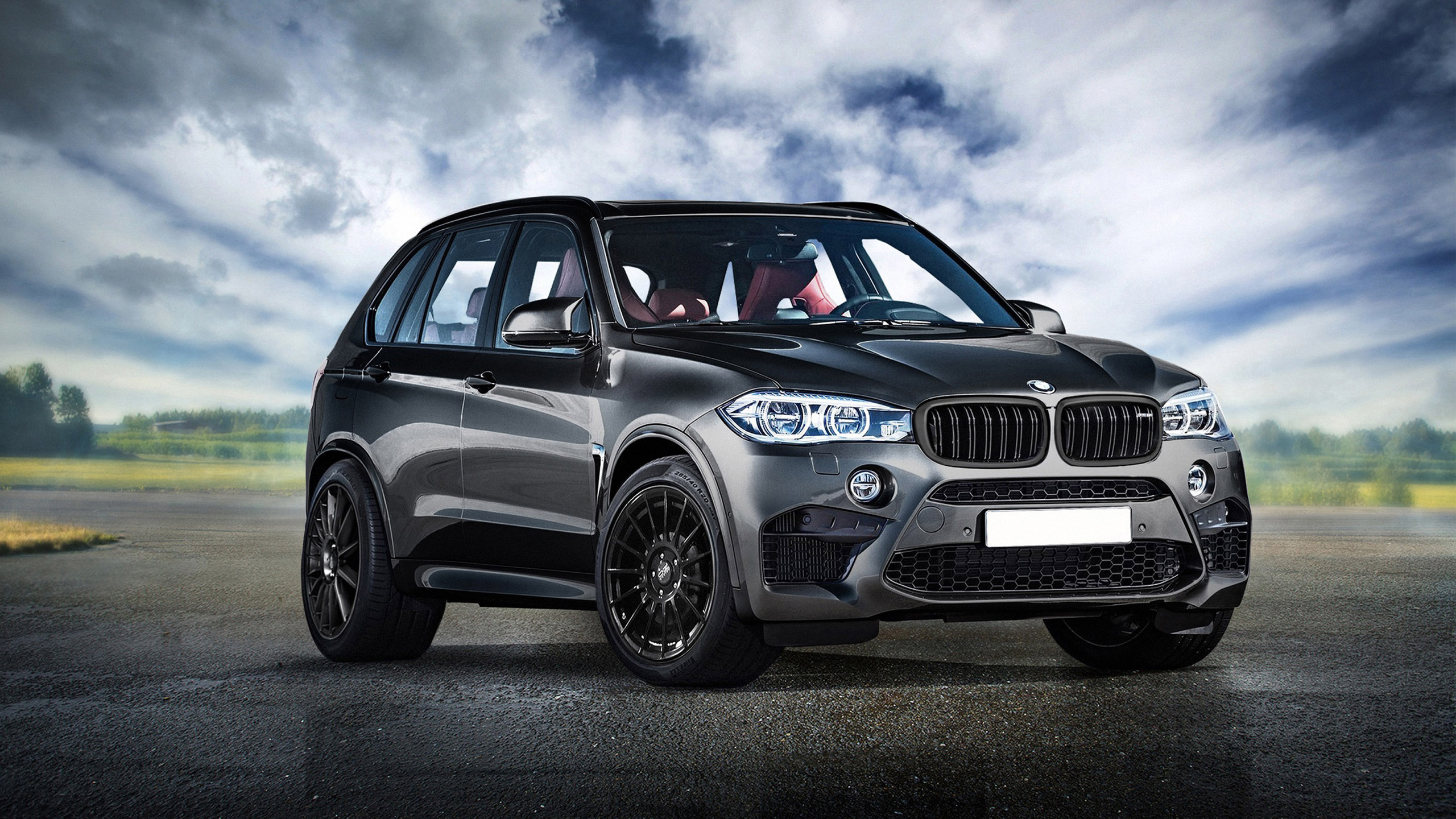 2016 Alpha N Performance BMW X5 Wallpaper HD Car
