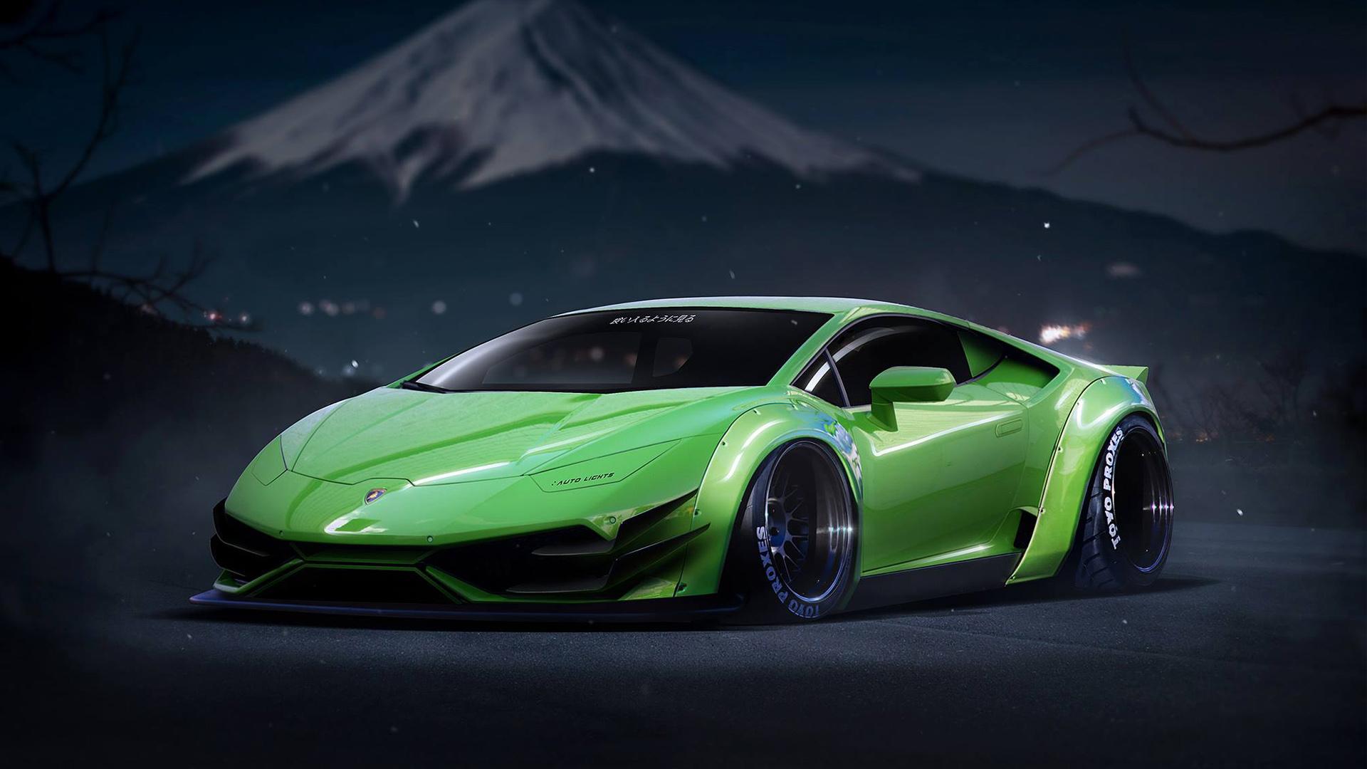 2016 Lamborghini Huracan LP640 4 Superleggera Wallpaper