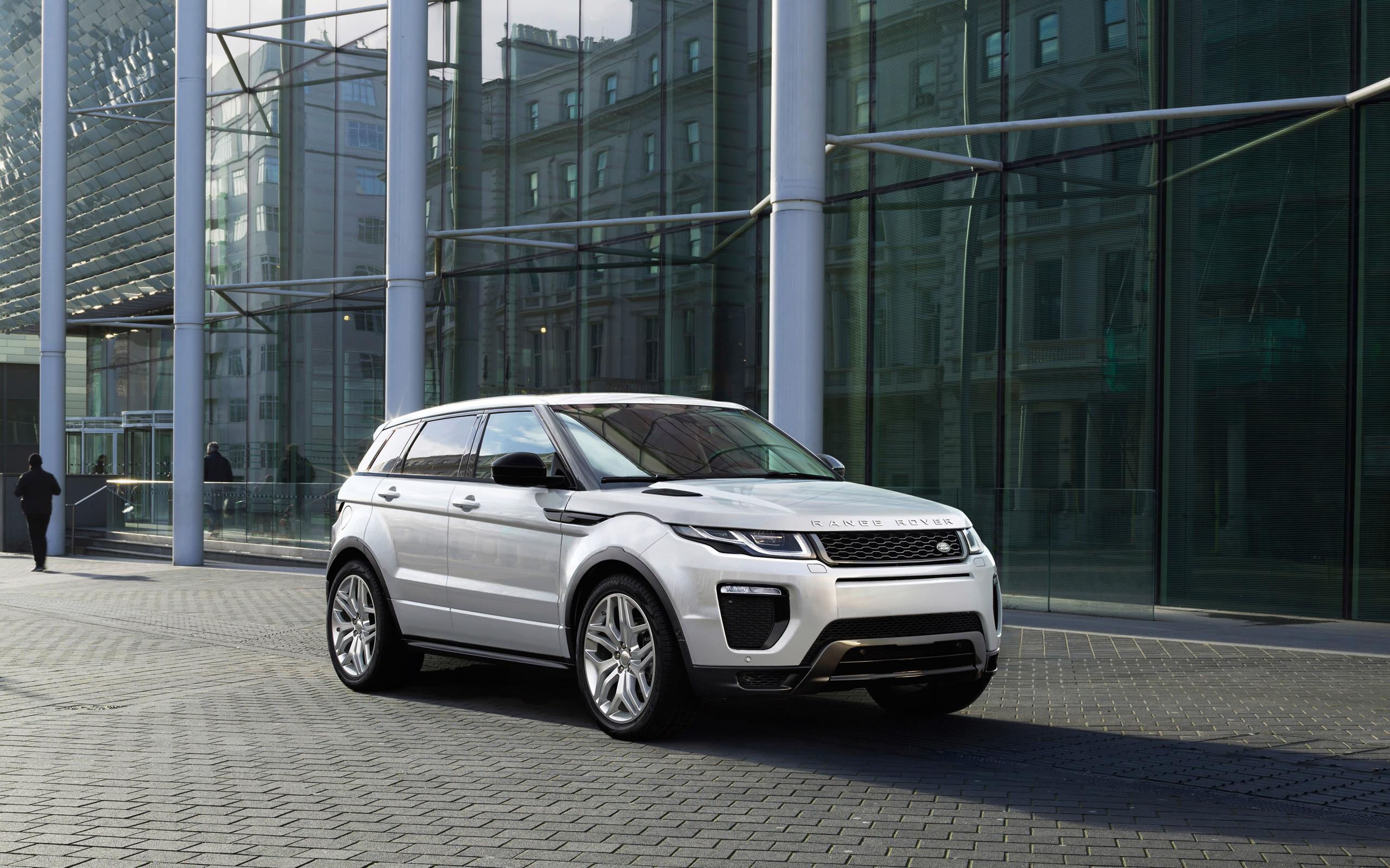 2016 Range Rover Evoque Wallpaper