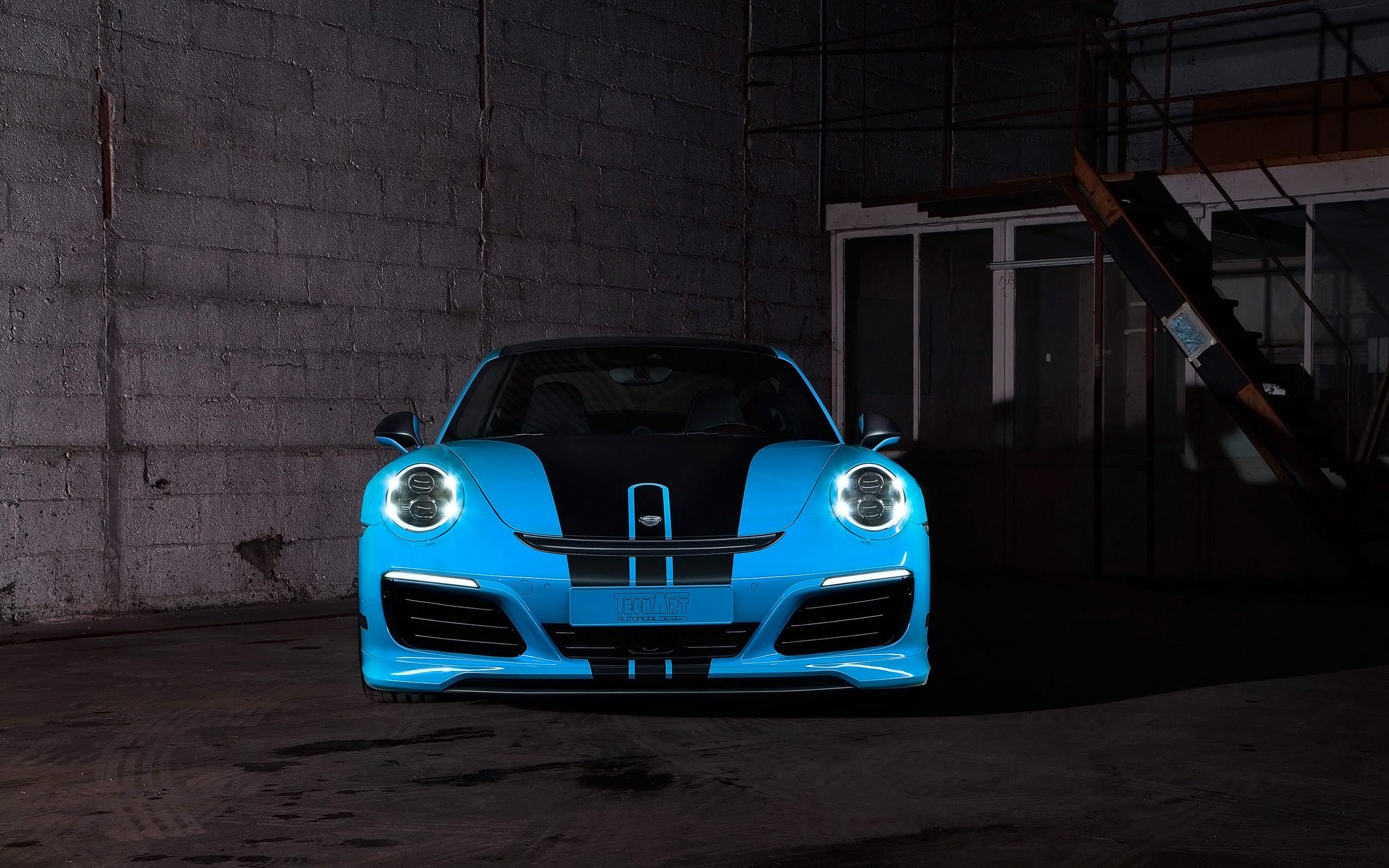 2016 Techart Porsche 911 Coupe Wallpaper Hd Car Wallpapers Id 6605