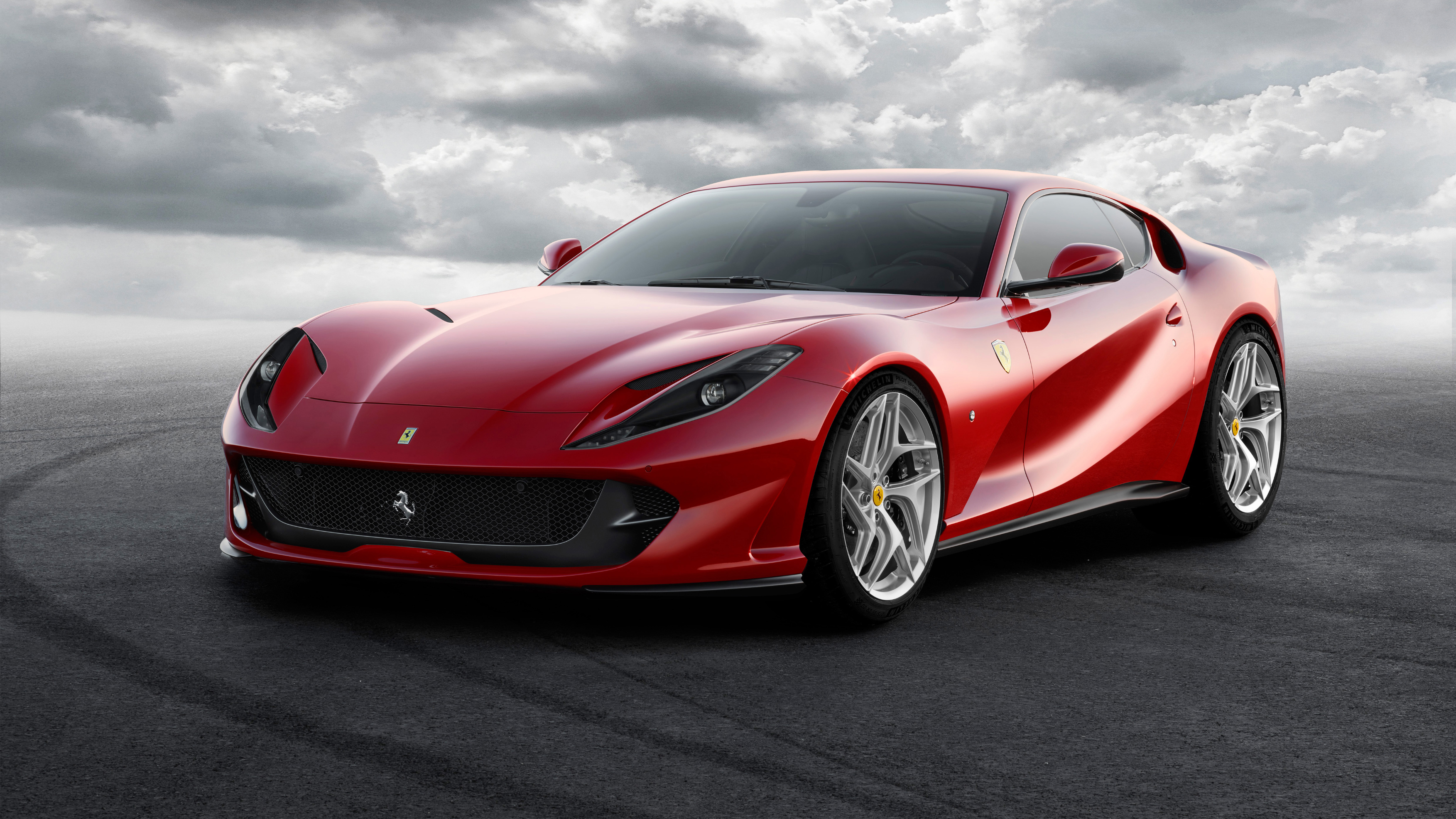 2017 Ferrari 812 Superfast Wallpaper Hd Car Wallpapers Id 7563
