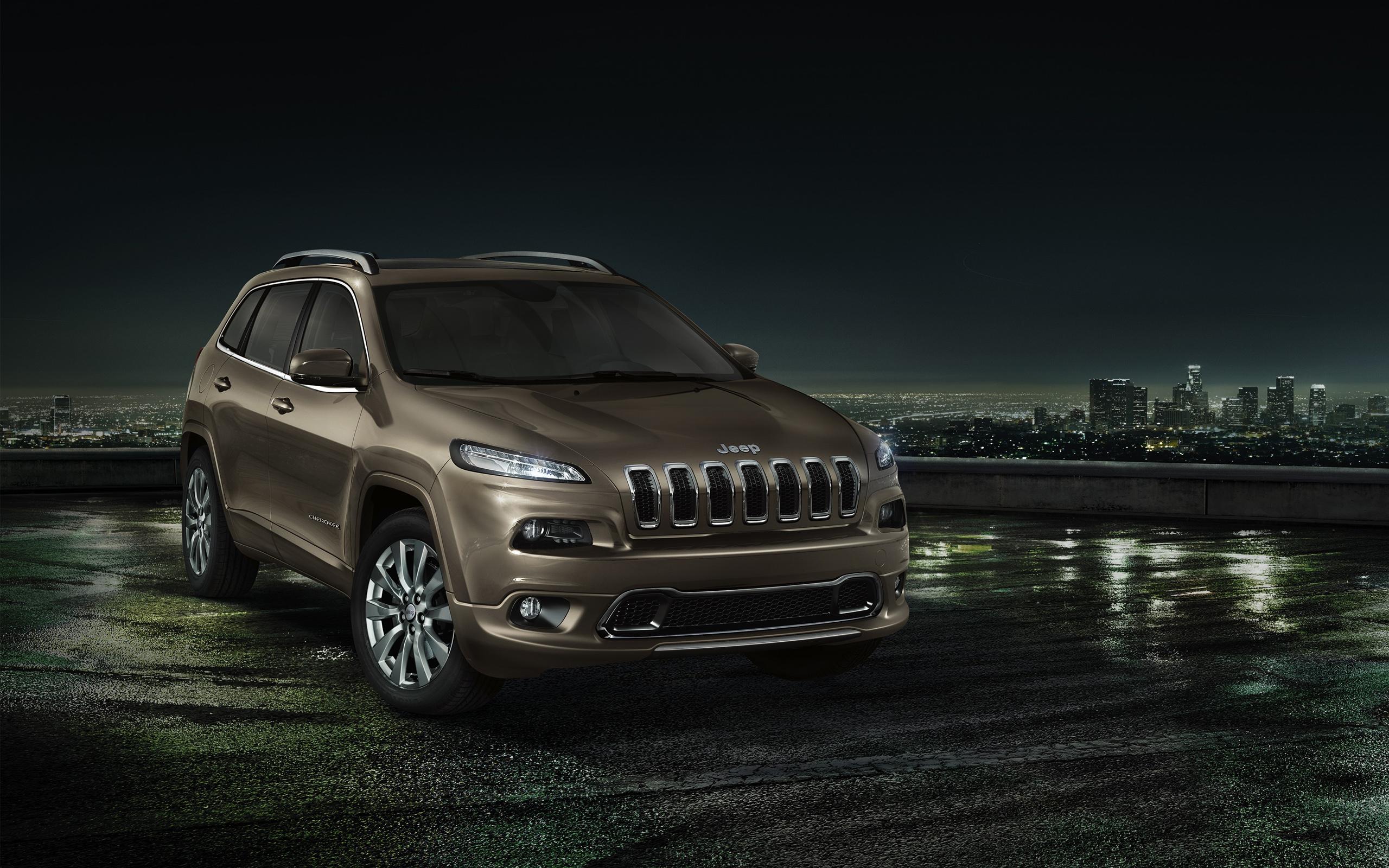 2017 Jeep Grand Cherokee Wallpaper HD Car Wallpapers