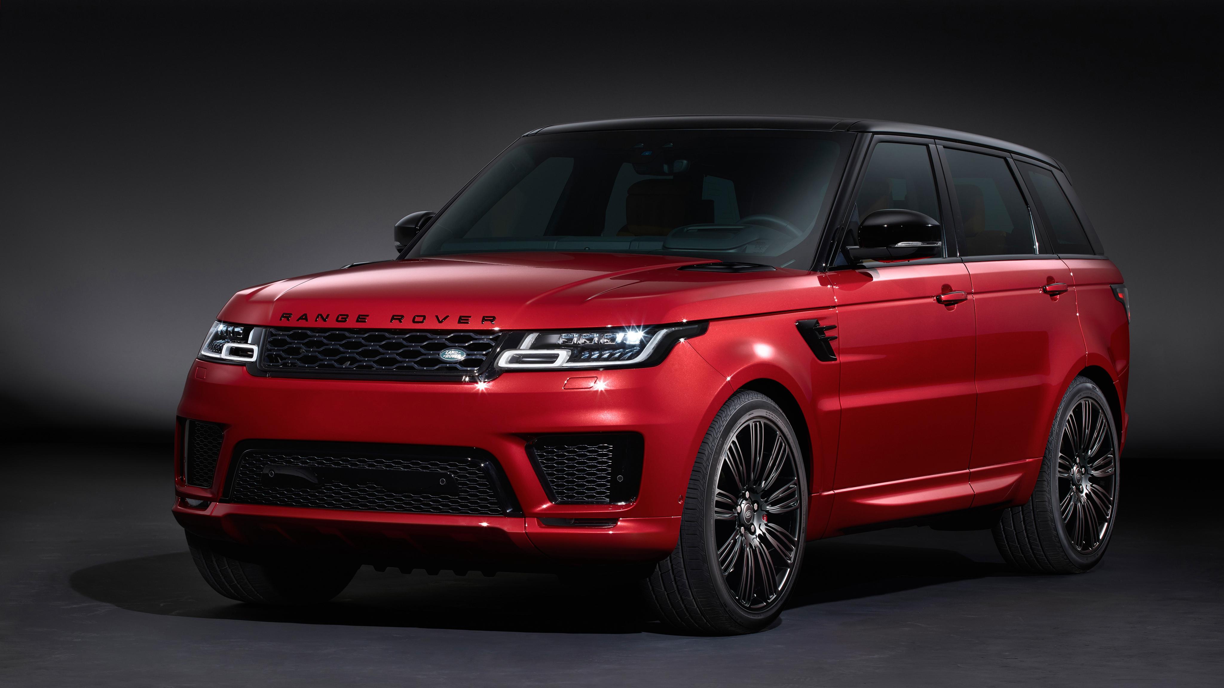 2017 Range Rover Sport Autobiography 4k 3 Wallpaper Hd Car