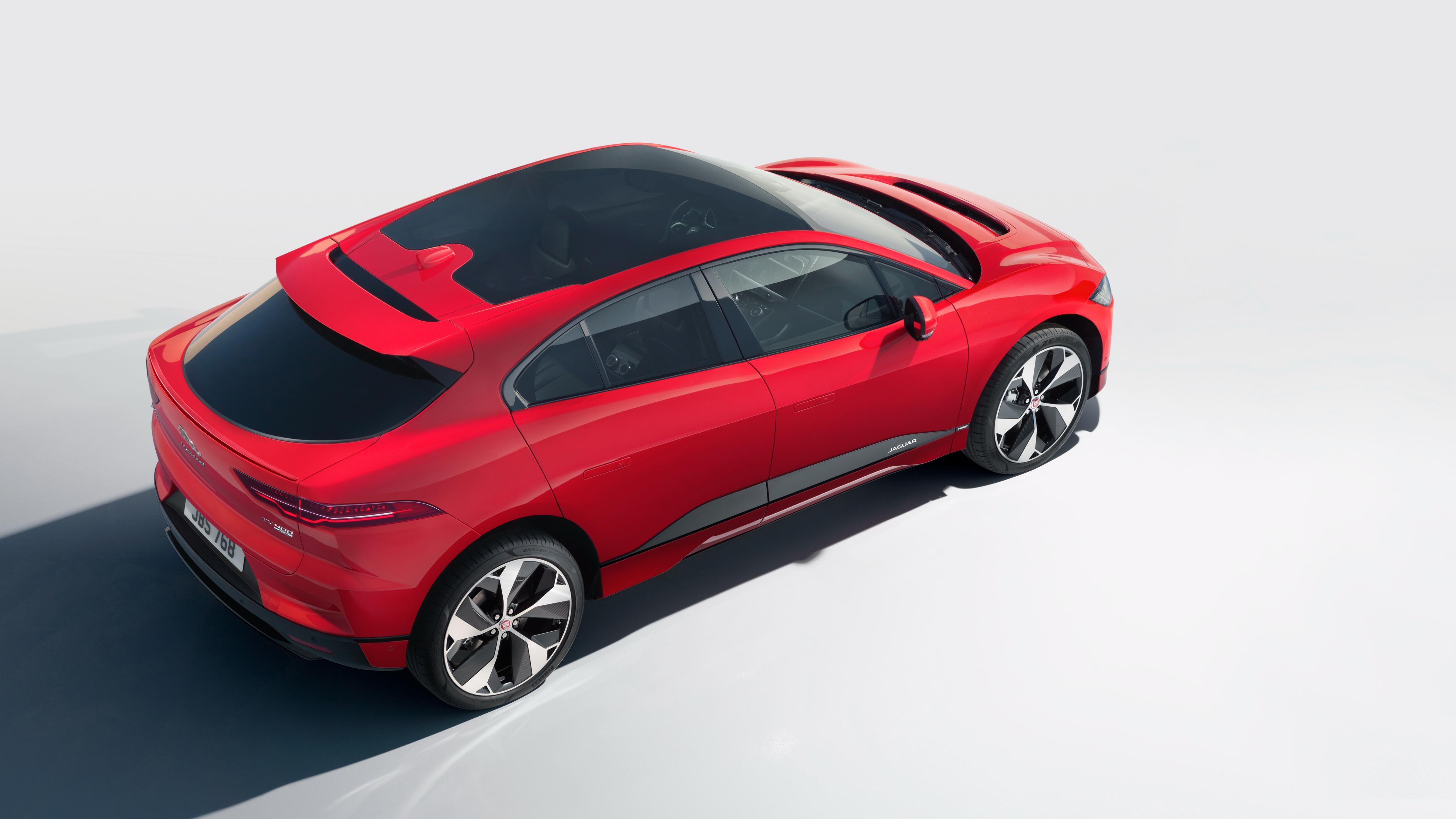 2018 Jaguar I Pace EV400 AWD HSE 4K 5 Wallpaper HD Car