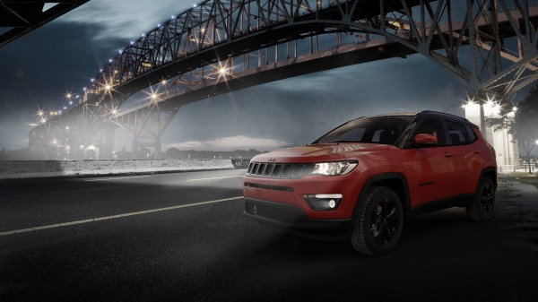 2018 Jeep Compass Night Eagle 4k Wallpaper Hd Car