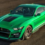 2020 Ford Mustang Shelby Gt500 Wallpaper Hd Car Wallpapers Id 14090