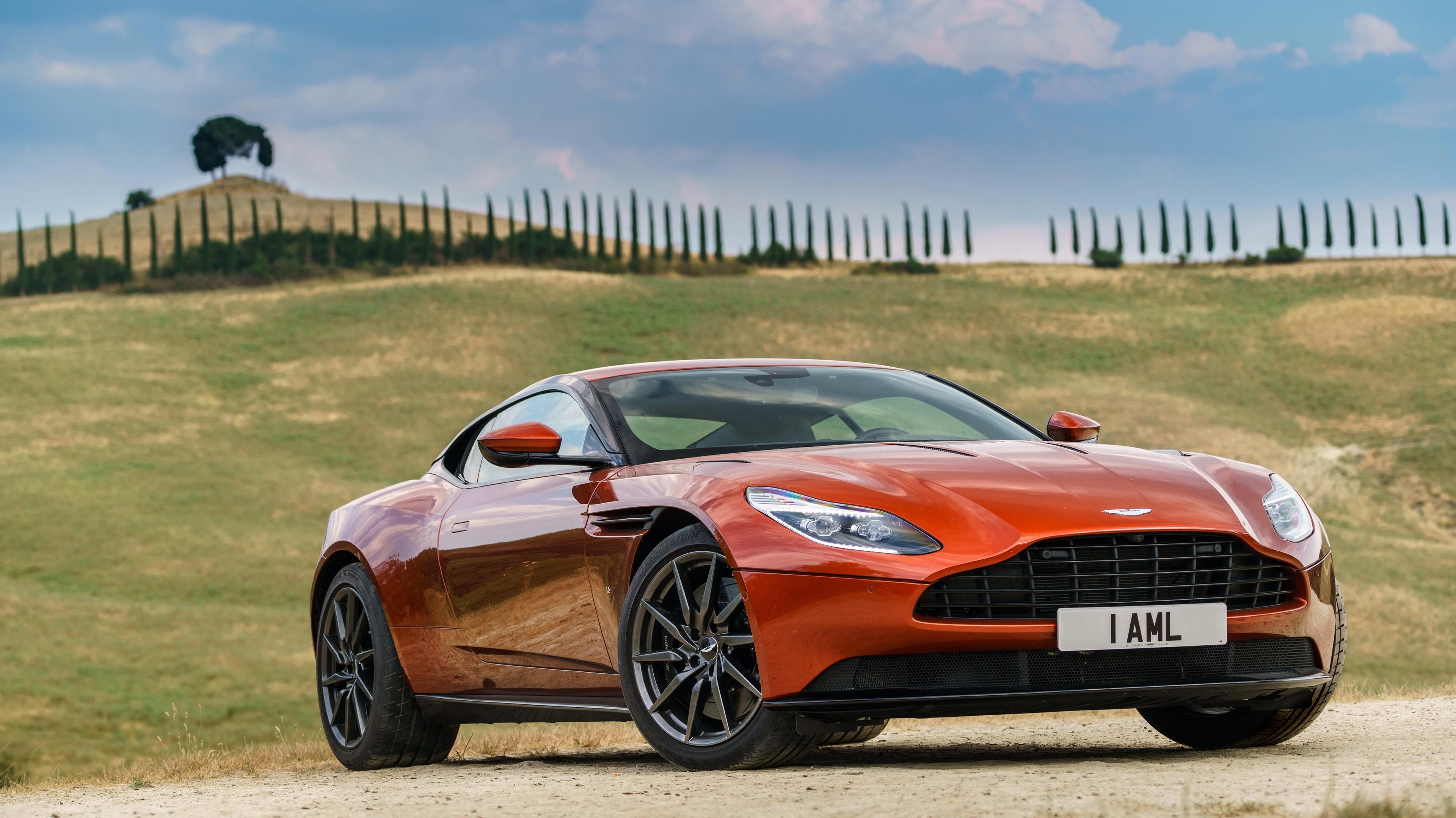 Zendha Aston Martin Wallpaper 4k