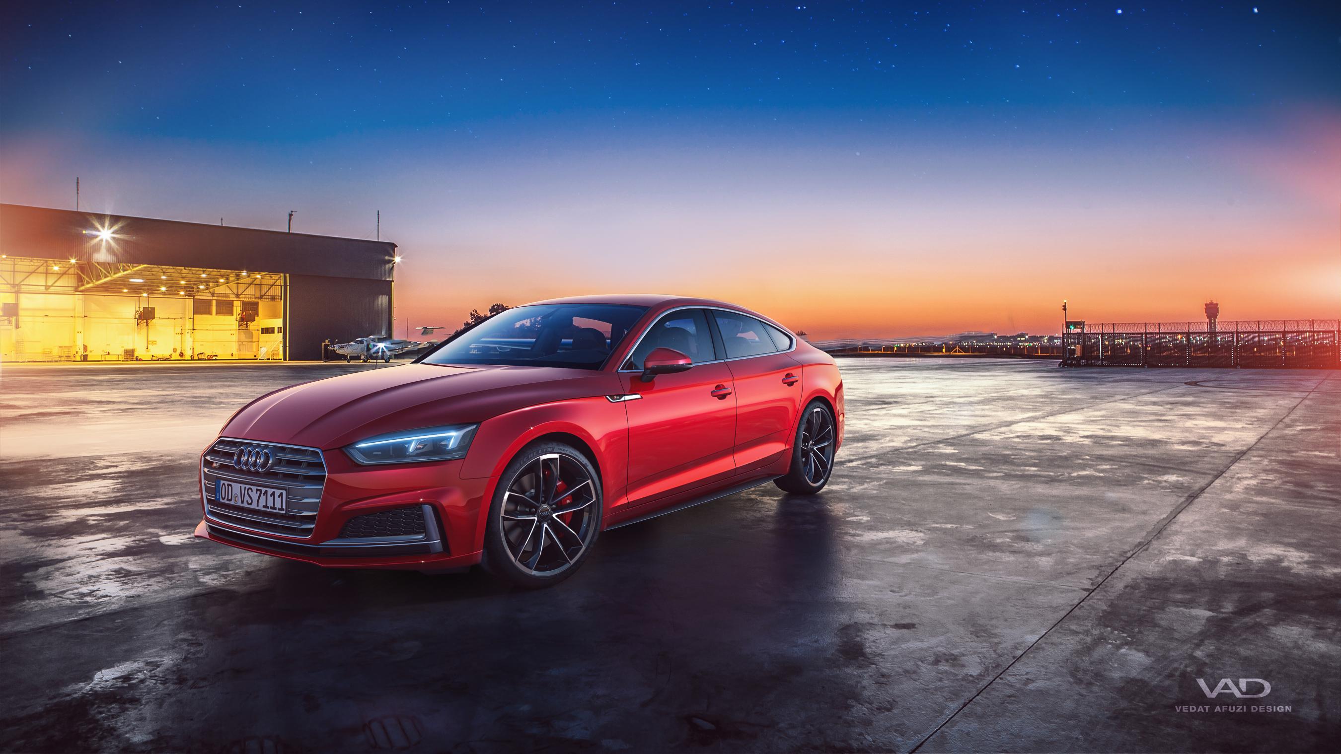 2017 Audi R8 Iphone Wallpaper Audi S5 Sportback Cgi Wallpaper Hd Car Wallpapers Id 8404