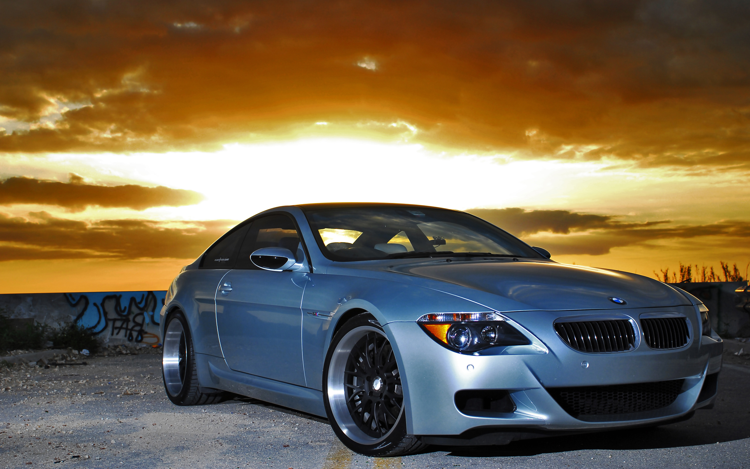 bmw m6 forged wheels wallpaper | hd car wallpapers
