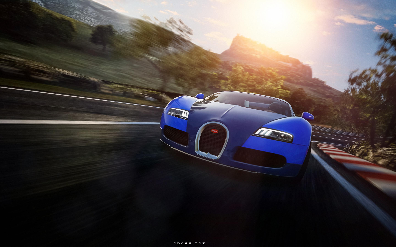 Bugatti Veyron EB 16 4 Gran Turismo 6 2015 Wallpaper HD