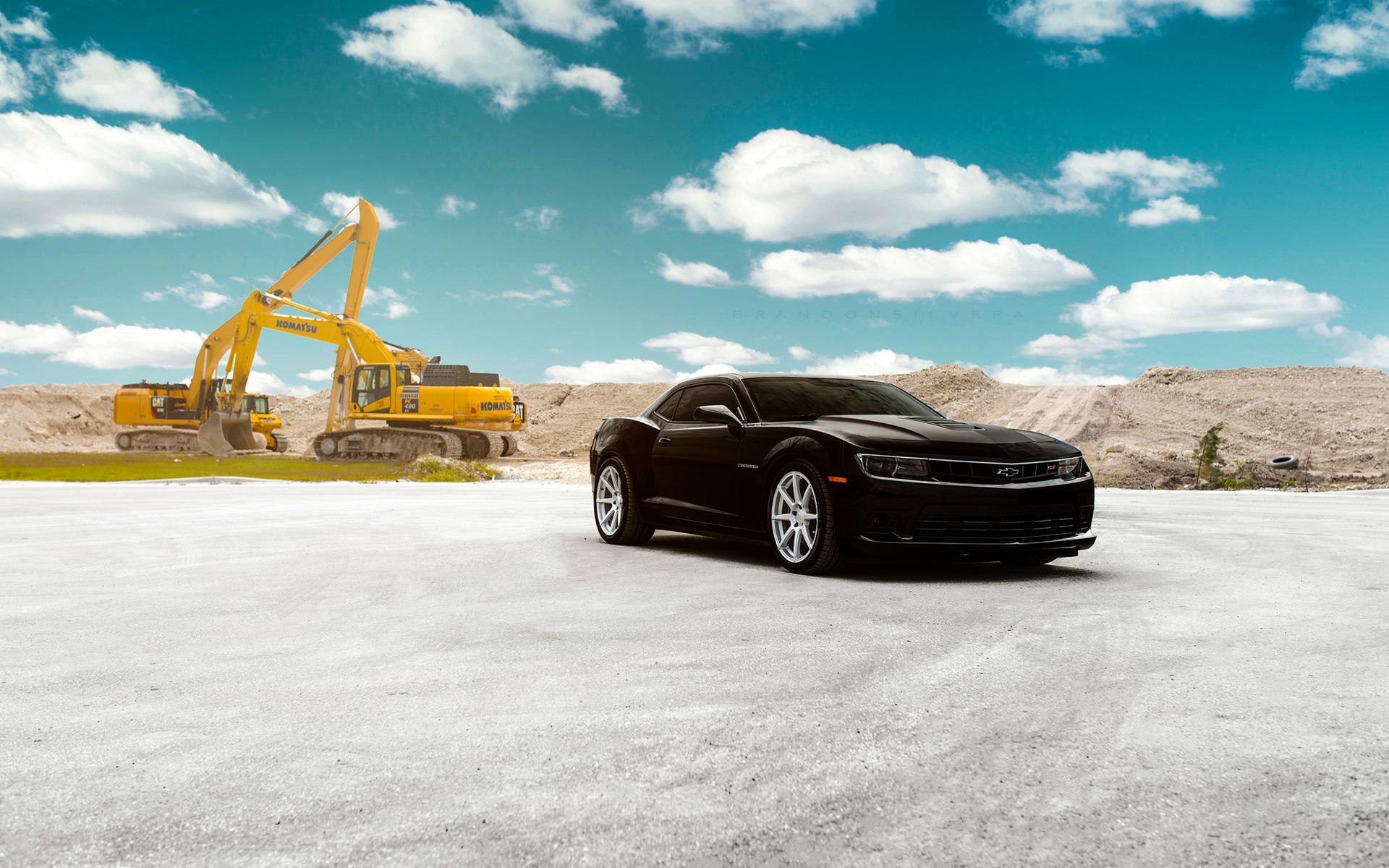 Chevrolet Camaro Ss Velgen Wheels Wallpaper Hd Car Wallpapers Id