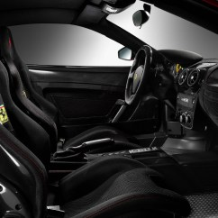 Racing Seat Chair Chairs For Living Rooms Ferrari F430 Scuderia Interior Wallpaper | Hd Car Wallpapers Id #810