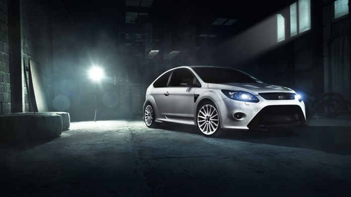 ford focus rs white wallpaper | hd car wallpapers | id #6874
