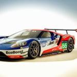 Ford Gt Race Car 2016 Wallpaper Hd Car Wallpapers Id 5625