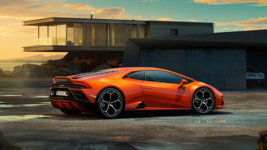 Lamborghini Huracan EVO 2019 4K 3 Wallpaper | HD Car ...