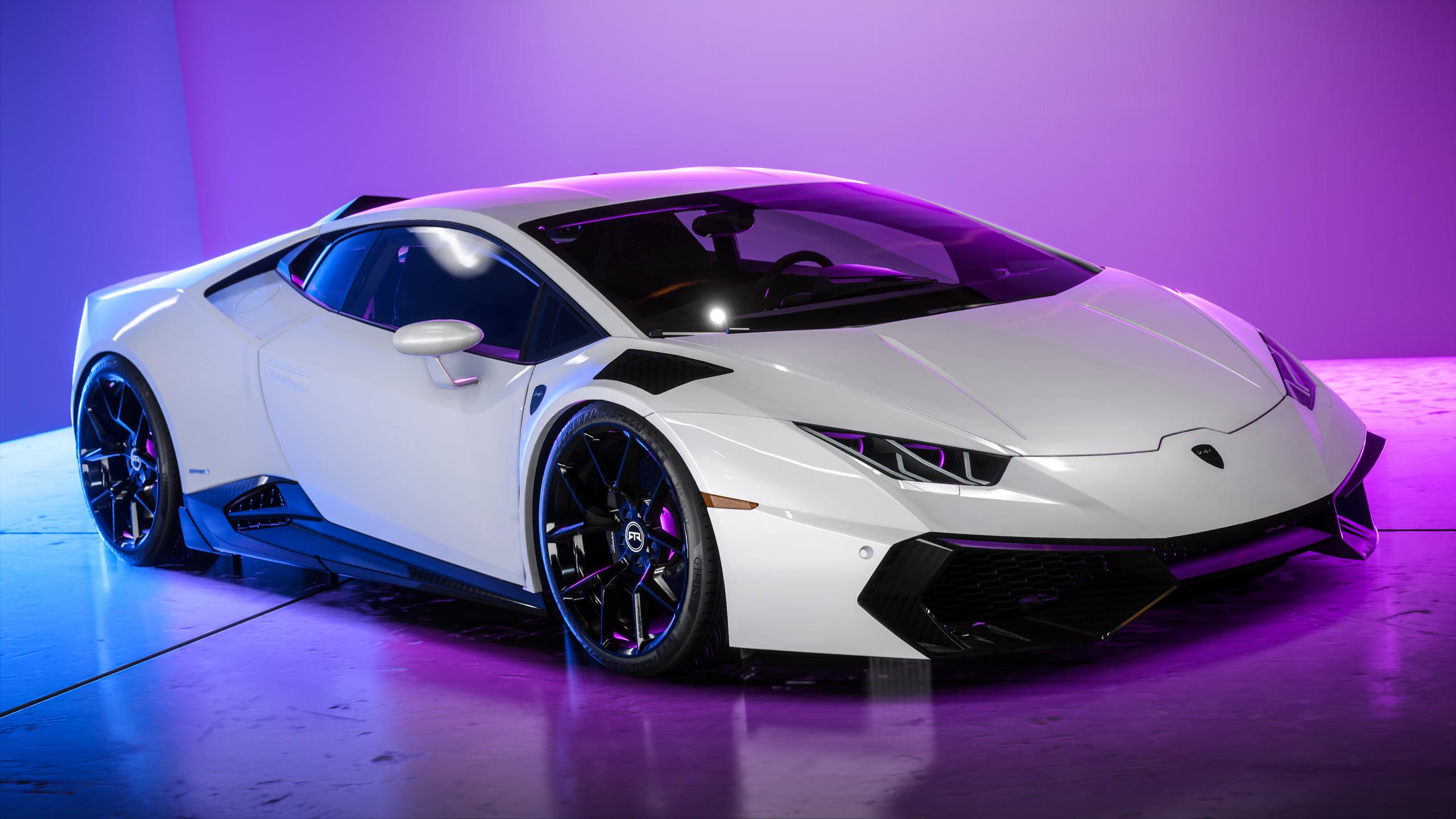 Hd Nfs Cars Wallpapers Neon Lamborghini Wallpaper Hd Car Wallpapers Id 13742