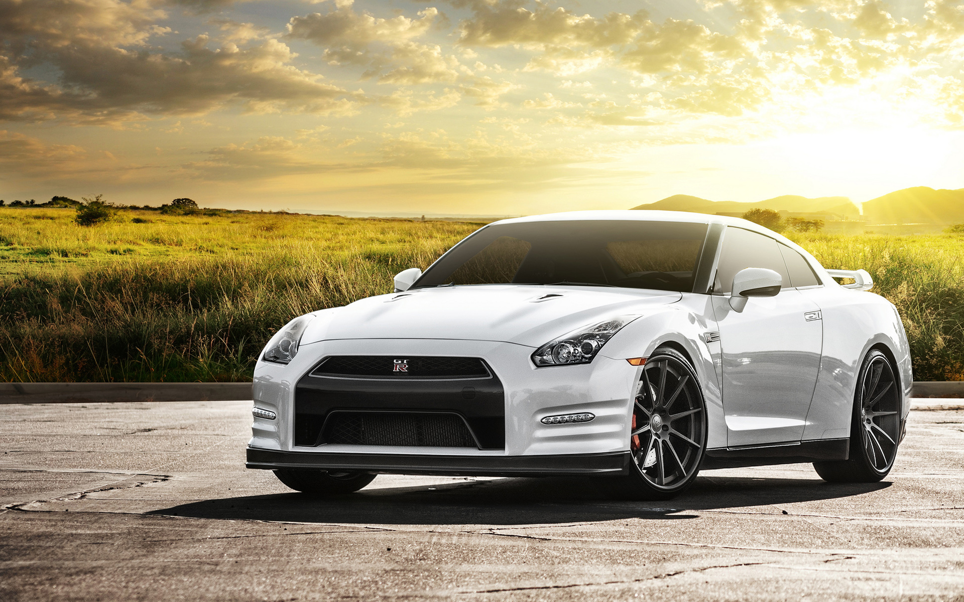 Nissan GTR Wallpaper HD Car Wallpapers ID 3322