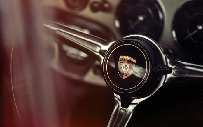 porsche steering wheel wallpaper | hd car wallpapers | id #3091