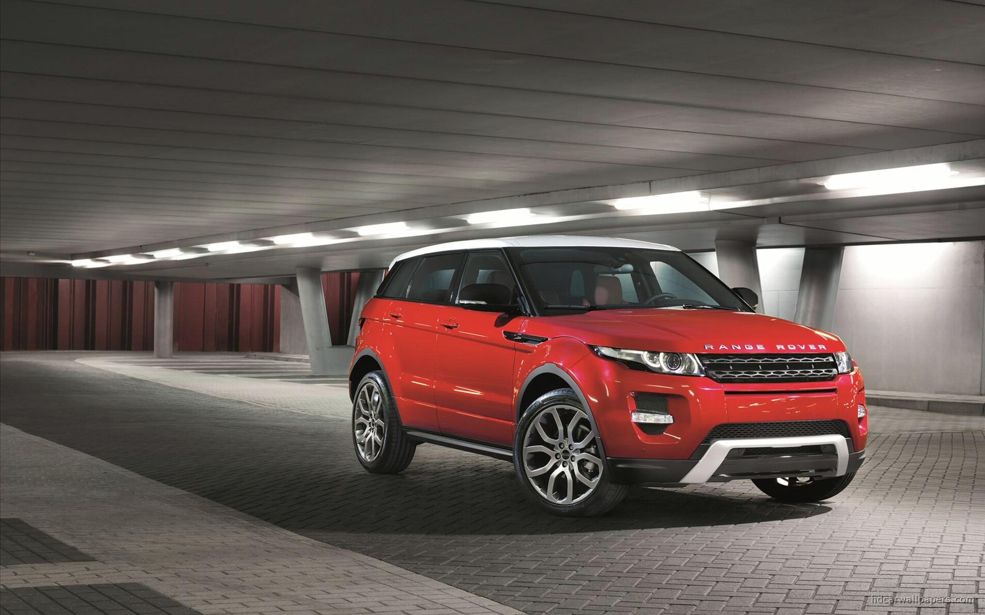 Range Rover Evoque 5 Door 2 Wallpaper