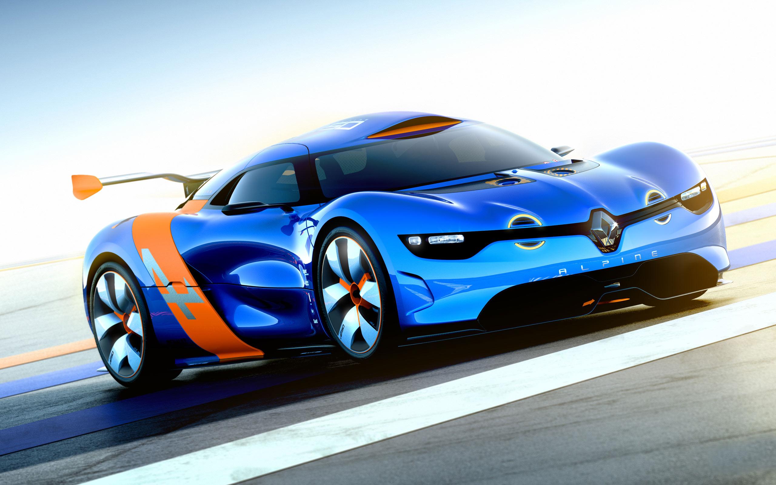 50s Car Wallpapers Iphone Renault Alpine A110 50 Concept Wallpaper Hd Car