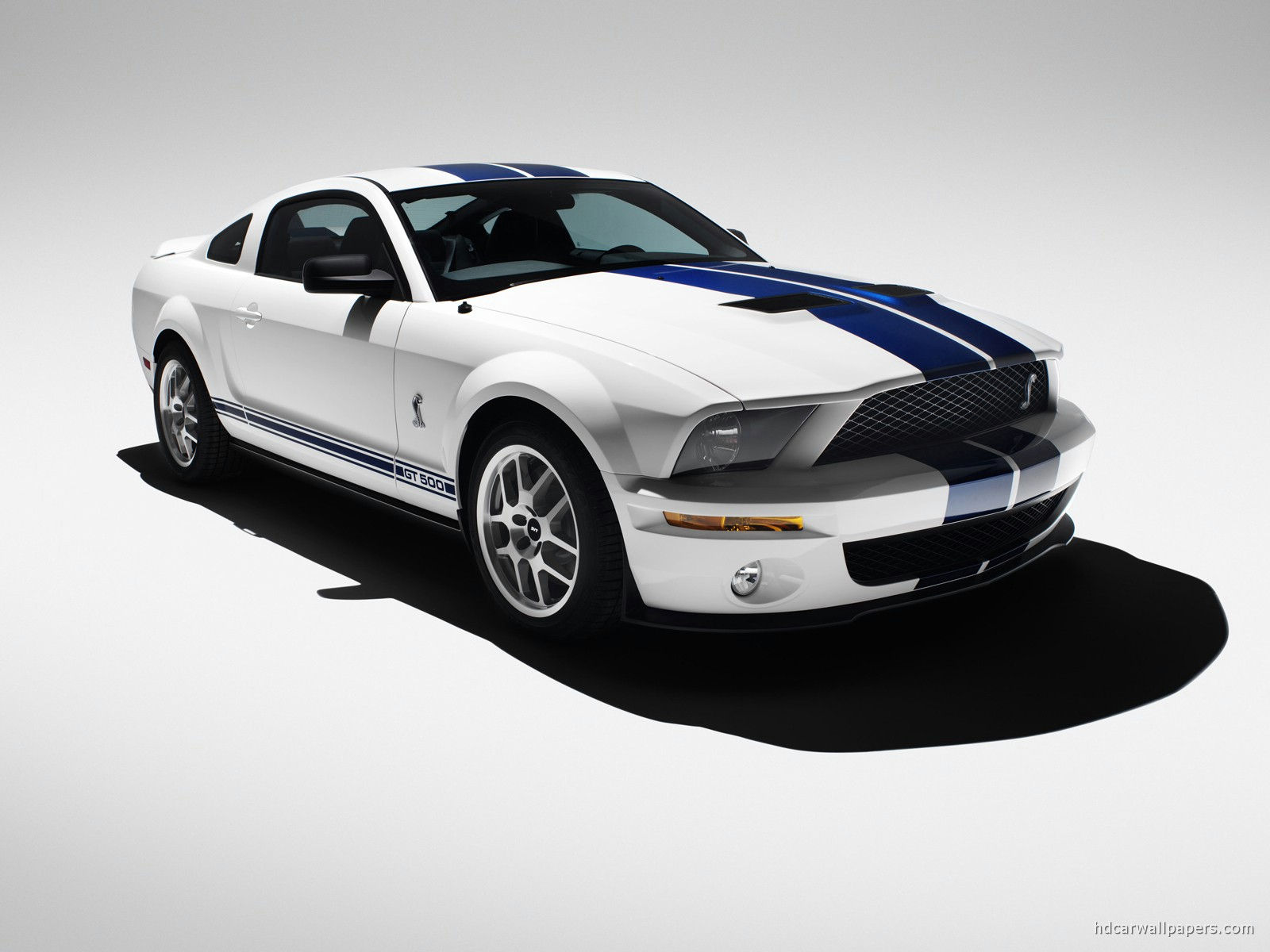 Shelby Cobra Gt500 Mustang 4 Wallpaper Hd Car Wallpapers Id 697