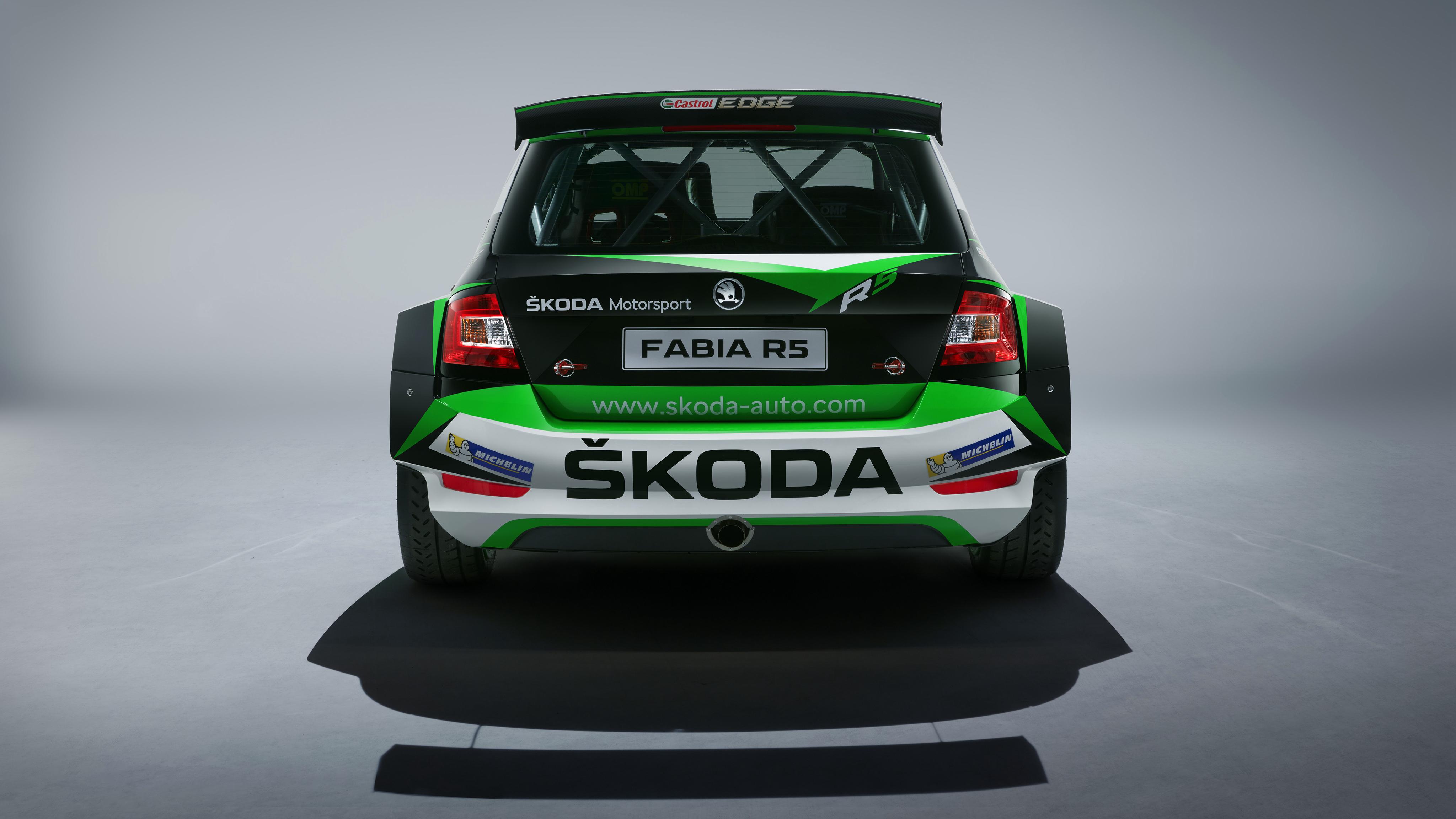 Skoda Fabia R5 Concept 4k 2019 2 Wallpaper Hd Car Wallpapers Id
