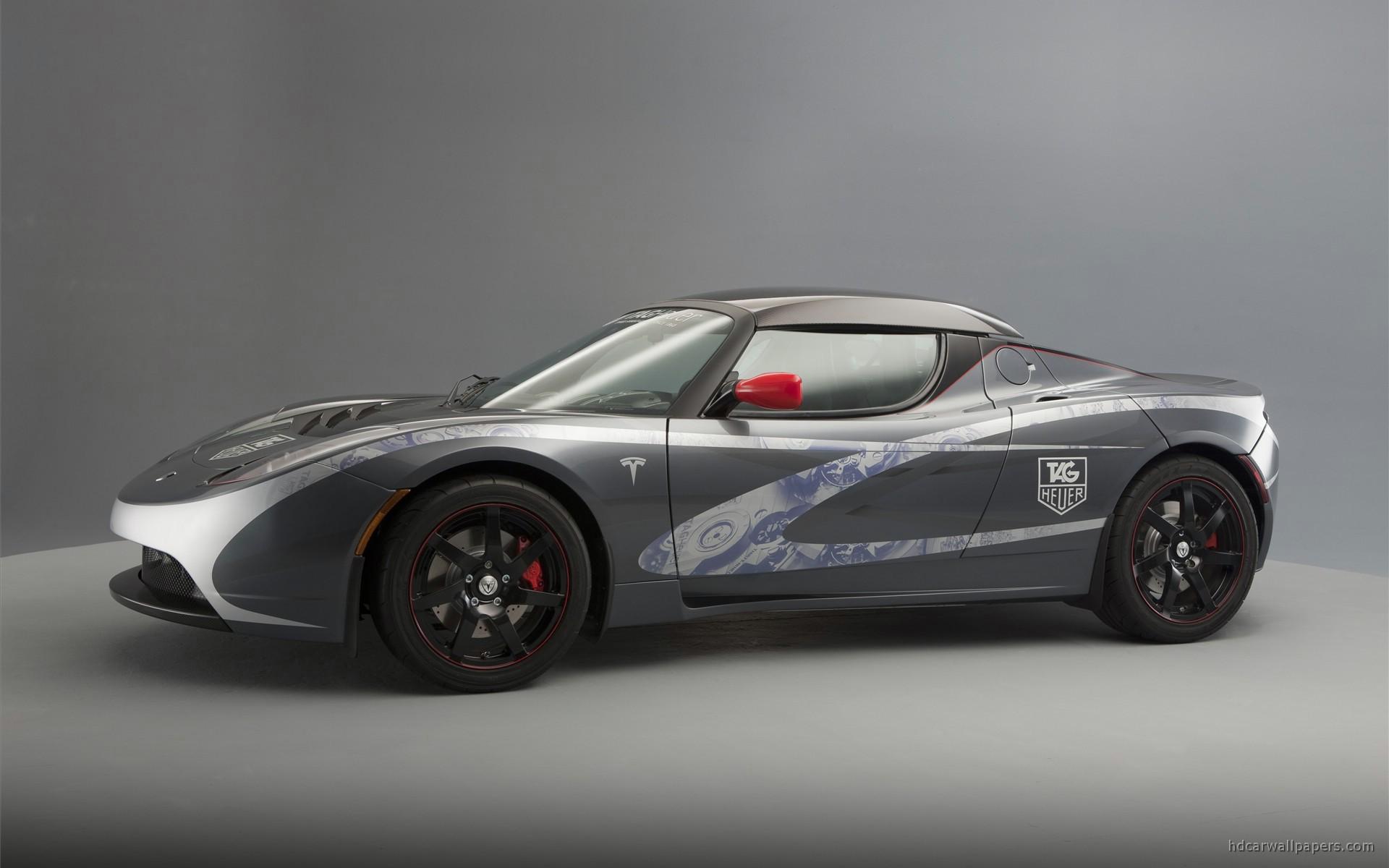 Jaguar Car Logo Hd Wallpaper Download Tag Heuer Tesla Roadster 3 Wallpaper Hd Car Wallpapers
