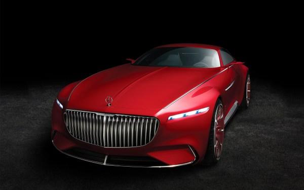 Vision Mercedes Maybach 6 4k Wallpaper Hd Car Wallpapers Id #6922