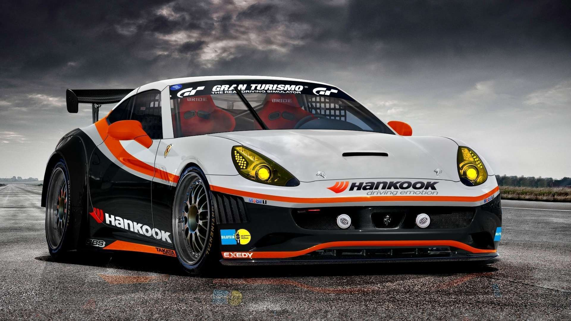 Race Car Wallpaper 1080p Hankook Sport Car Wallpaper Hd Car Wallpapers