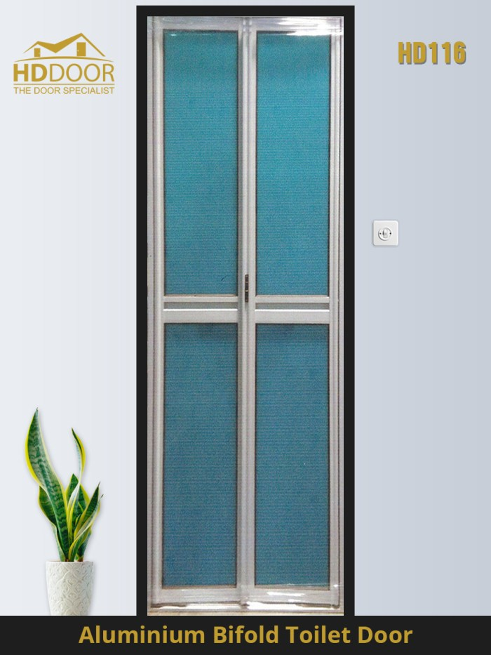 HD116 toilet door sg