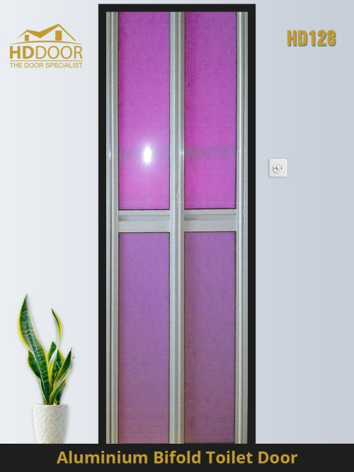 HD128 toilet door design sg