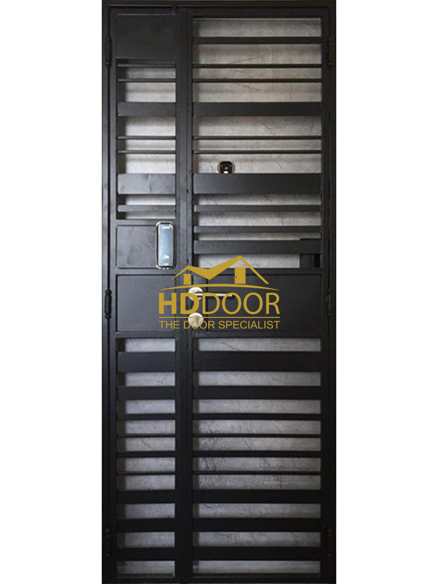 HD-505 Mild Steel Gate Singapore