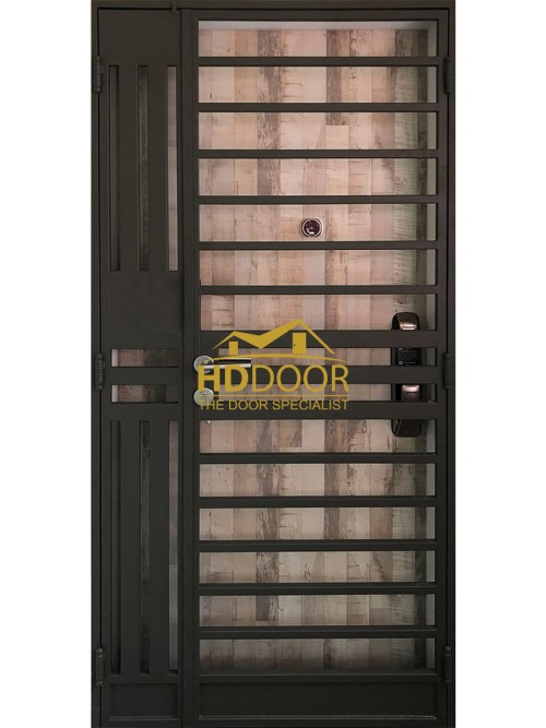HD-513 Mild Steel Gate