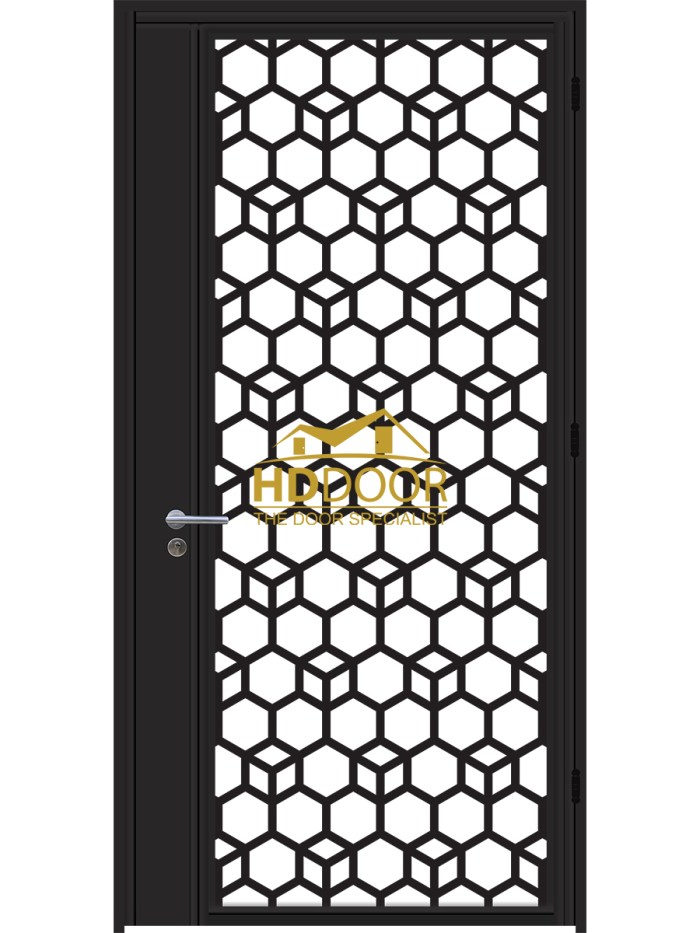 3D Laser Cut Gate Design HDL29