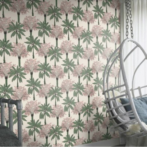 RASCH-WALLPAPER FOREST DESIGN