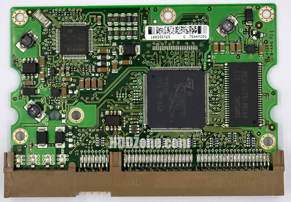 Seagate Pcb Printed Circuit Board Replacement Barracuda 72007 Circuit