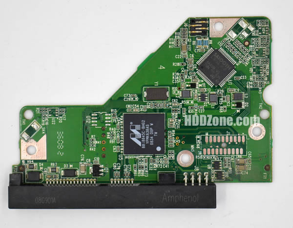 001 For Western Digital Hard Drive Circuit Board Wd Logic Board Repair