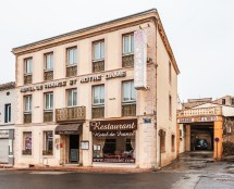 Hotel De France Restaurant Cassoulet Castelnaudary Aude