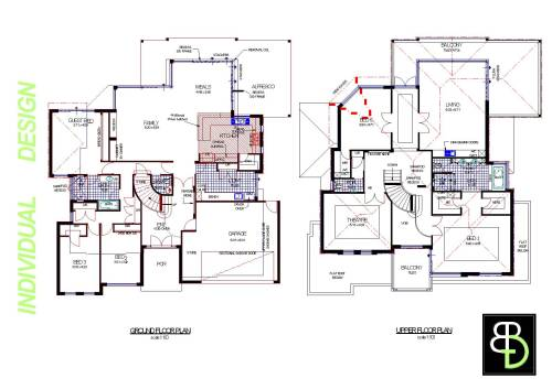 small resolution of simple two floor house blueprints 2 story home designs wallpaper