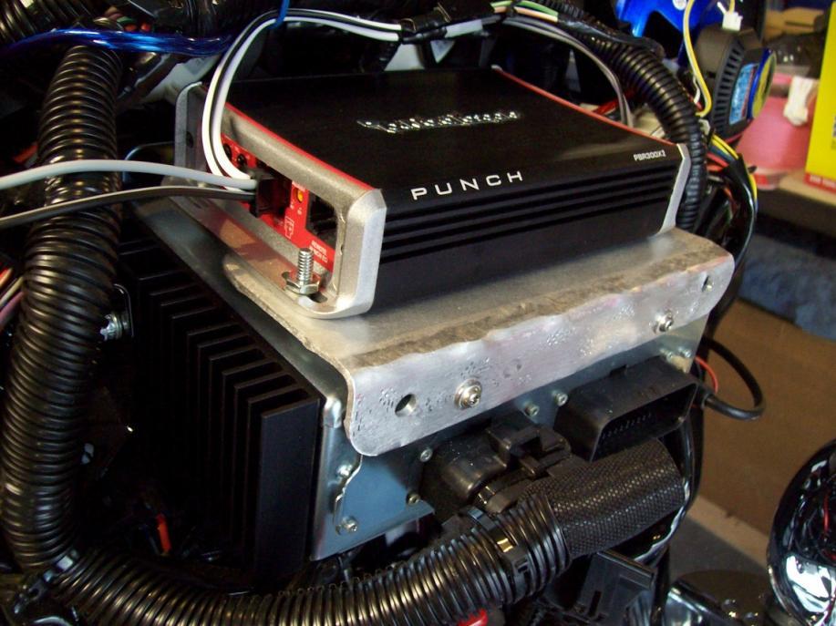 Wiring Diagram For Rockford Fosgate Harley Davidson 4 Speaker Stereo