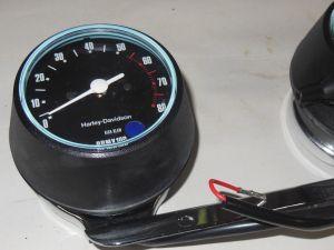 Sportster FXR Shovelhead Speedometer & Tachometer  Harley Davidson Forums