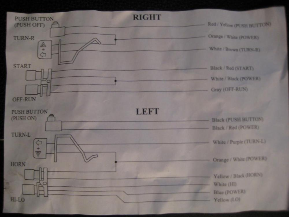 medium resolution of glide wiring diagrams on 2011 harley davidson radio wiring diagram